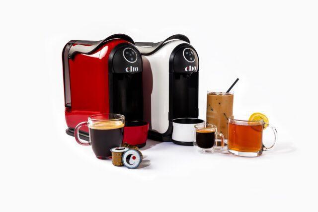 clio coffee system