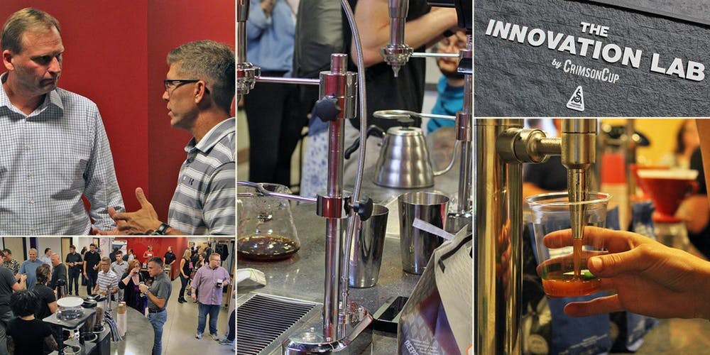Crimson Cup Innovation Lab to host Second Annual Coffee