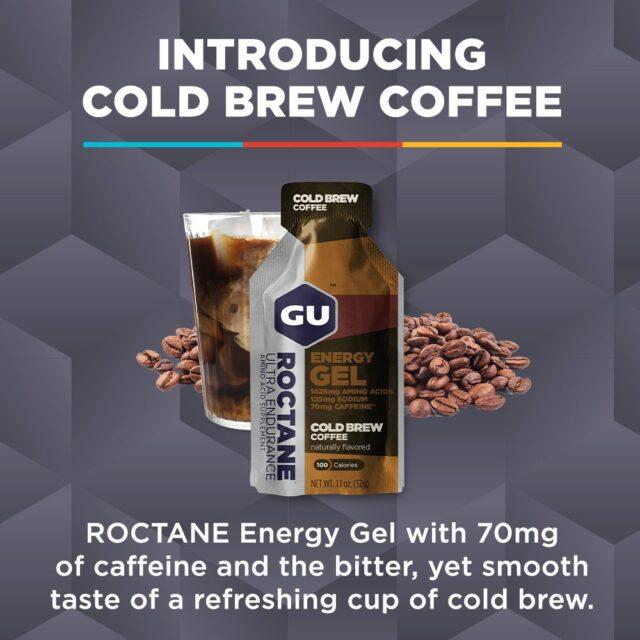 cold brew energy gel
