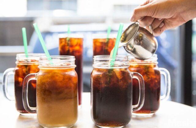 iced beverage segment