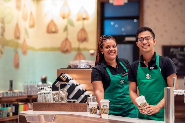 Starbucks Cayman