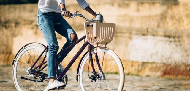 Nespresso bicycle
