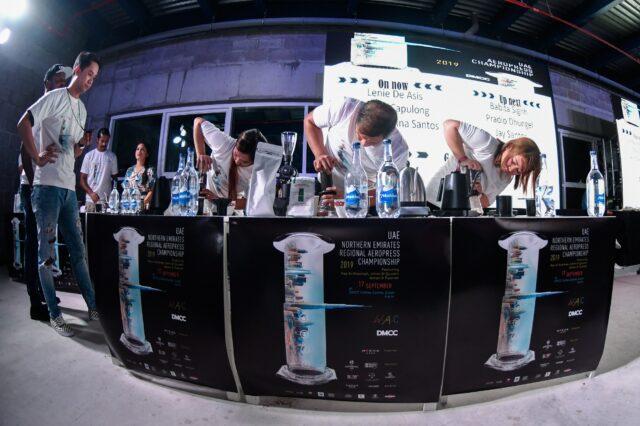 UAE AeroPress Championship