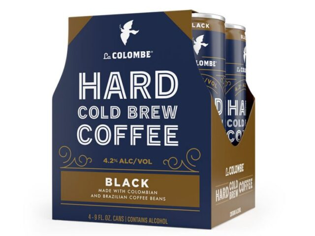 hard cold brew