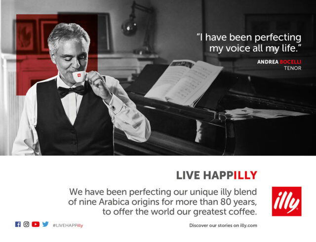 illy bocelli
