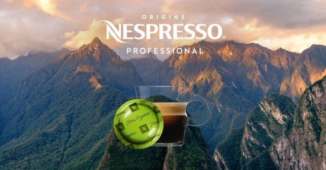 Nespresso Professional organic