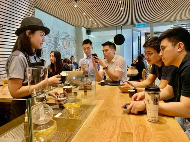 Starbucks Penang