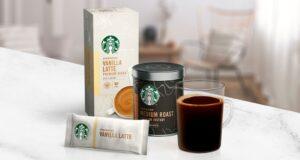 Starbucks Nestlé instant