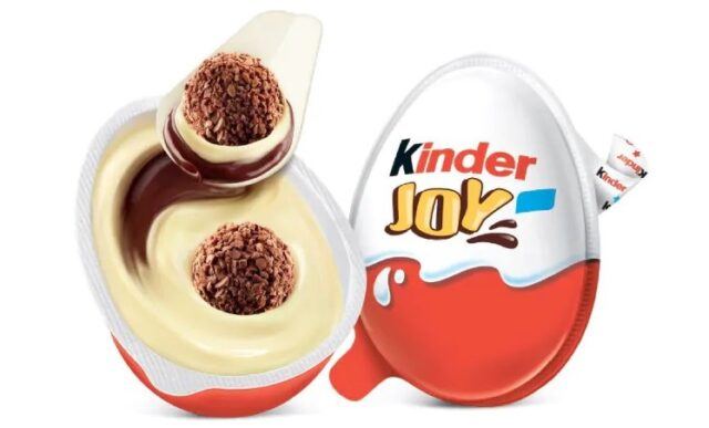 Ferrero packaging