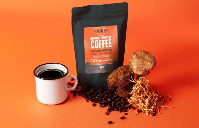 coffee functional mushrooms