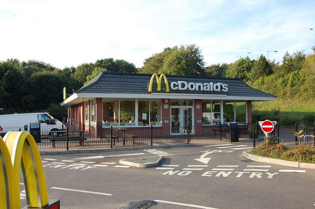 Costa McDonald's