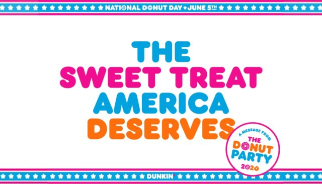 Dunkin' National Donut Day