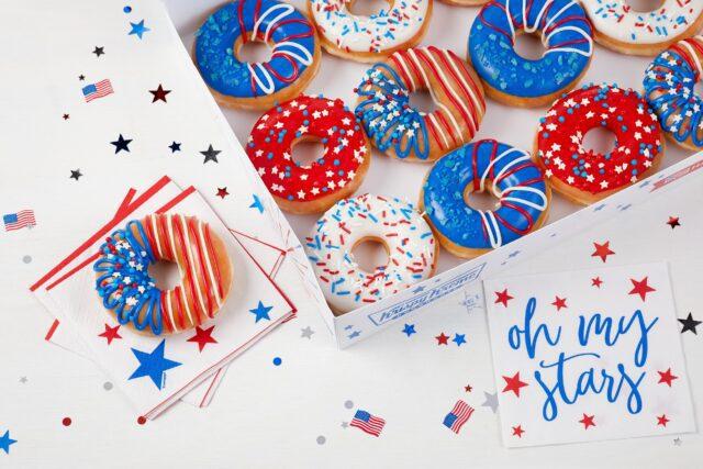 indoughpendence doughnuts