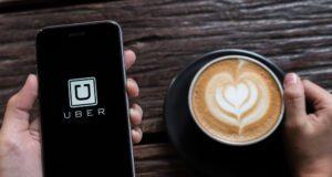 uber coffee lockdown