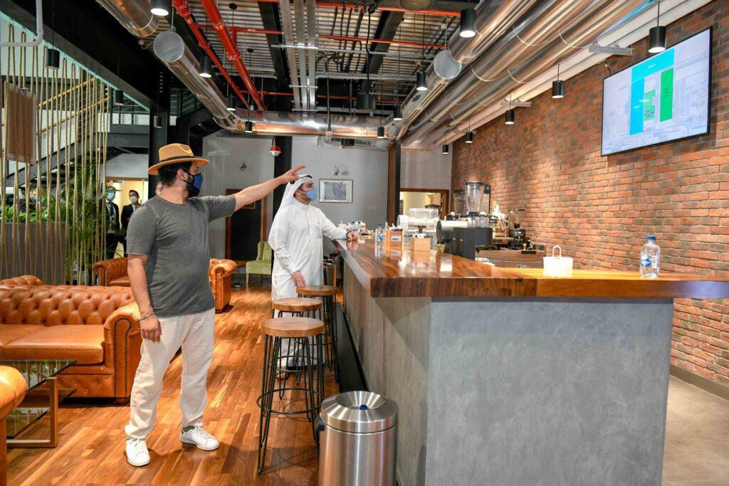 Dmcc Coffee Centre