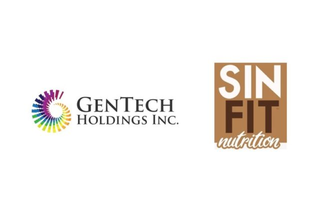 Sinfit Nutrition GenTech Crossfit Gyms