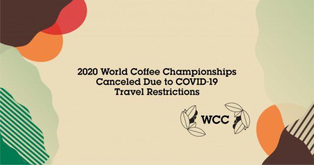 World Coffee Championships