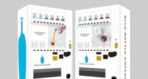 Blue Bottle vending