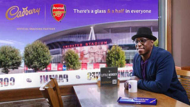 Cadbury Arsenal