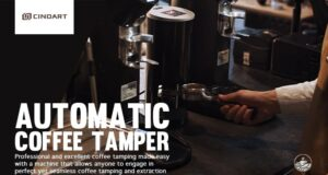automatic coffee tamper Cinoart