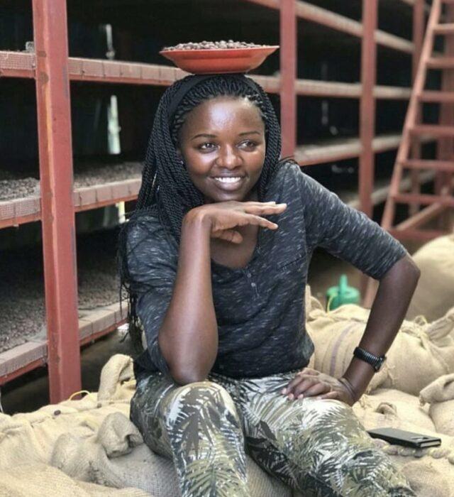 Laetitia Mukandahiro