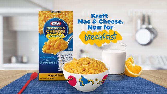 Kraft Macaroni Cheese