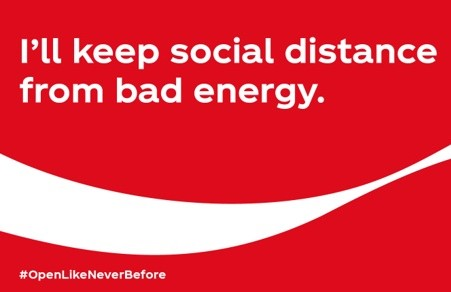Open like never before Coca-Cola