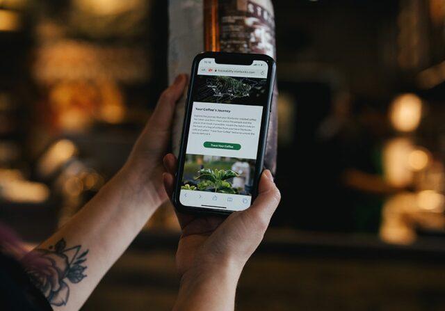 Starbucks traceability