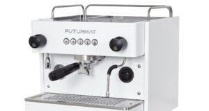 Quality Espresso 1-group Futurmat Ottima Evo