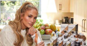 Jennifer Lopez Super Coffee