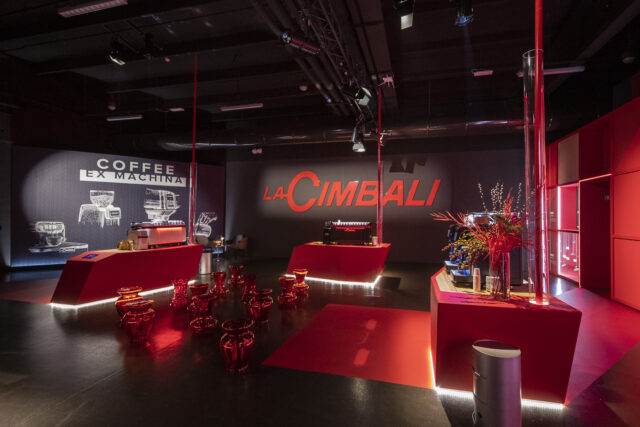 Gruppo Cimbali Italian Coffee Network