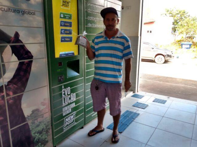 Olam coffee kiosk