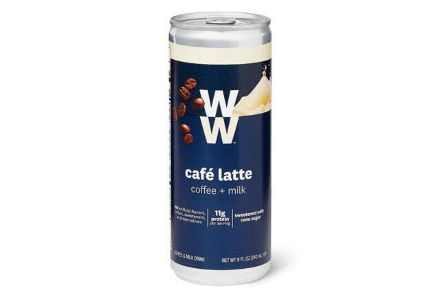 WW International ready-to-drink coffee