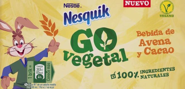 Nesquik plant based