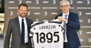 Lavazza Juventus official coffee
