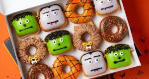 Halloween Krispy Kreme