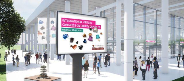 Virtual Congress on Coffee Capsules