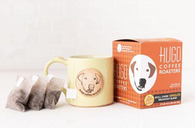 Hugo Coffee Roasters Single-Serve Brew Bags