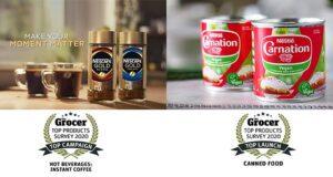 Nestlé awards