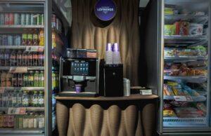 Löfbergs coffee station