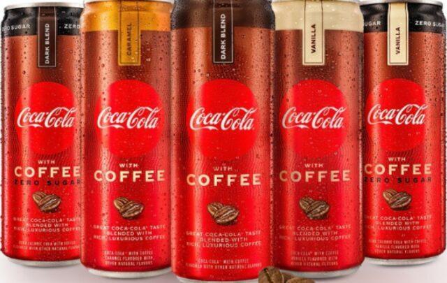 Coca-Cola Coffee US market