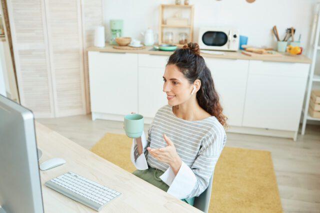 Virtual Coffee Machine