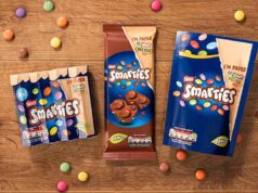 Smarties recyclable