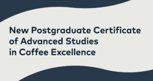 Certificate Coffee Excellence