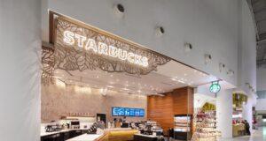 HMSHost Starbucks