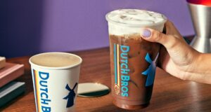 Dutch Bros Lavender Cold