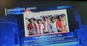 Nestlé Philippines Anvil Awards