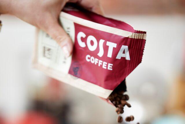 Costa Coffee Home 50p