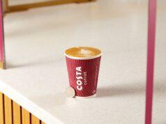 Costa Coffee 50th Anniversary