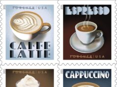 stamps coffee